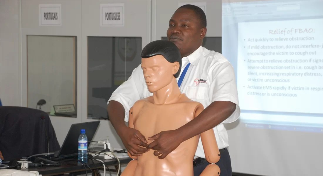 Emergency First Aid and Basic Life Support Course