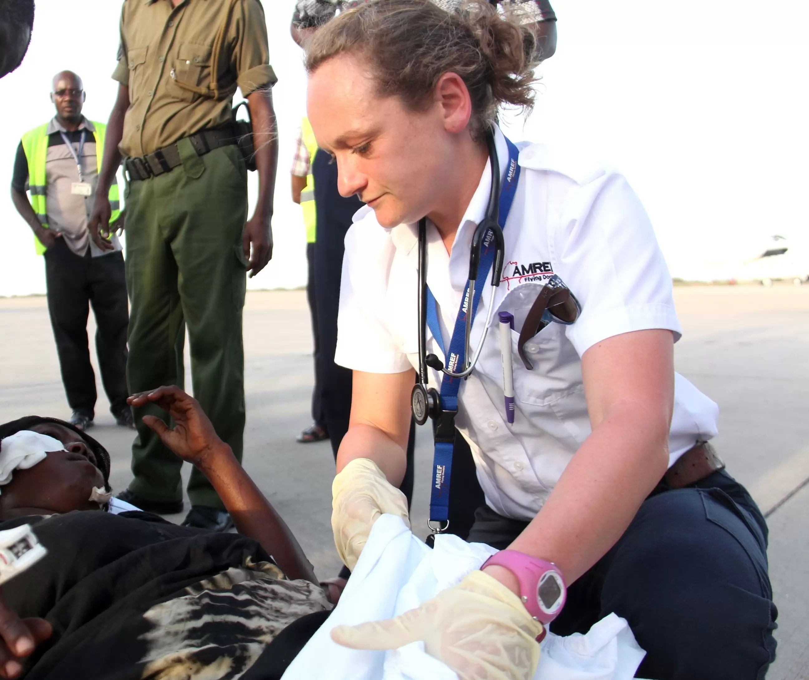 Amref Flying Doctors Volunteer Physician Programme