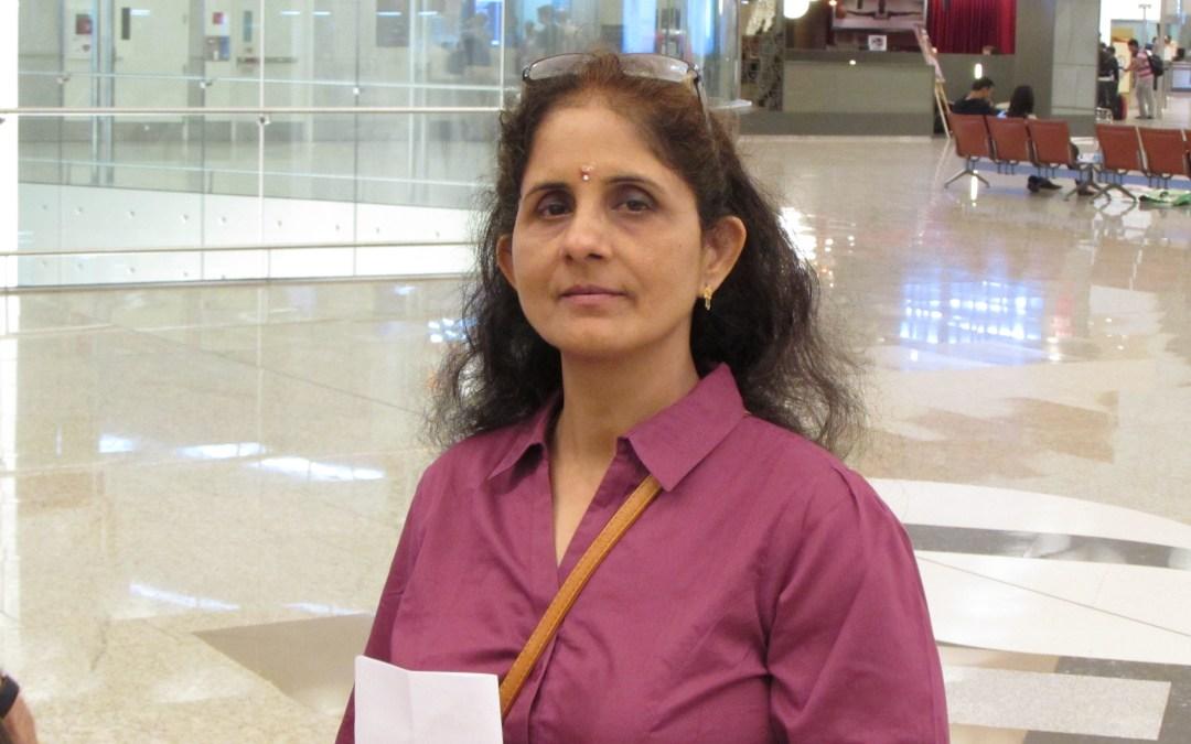 Latha H Sane