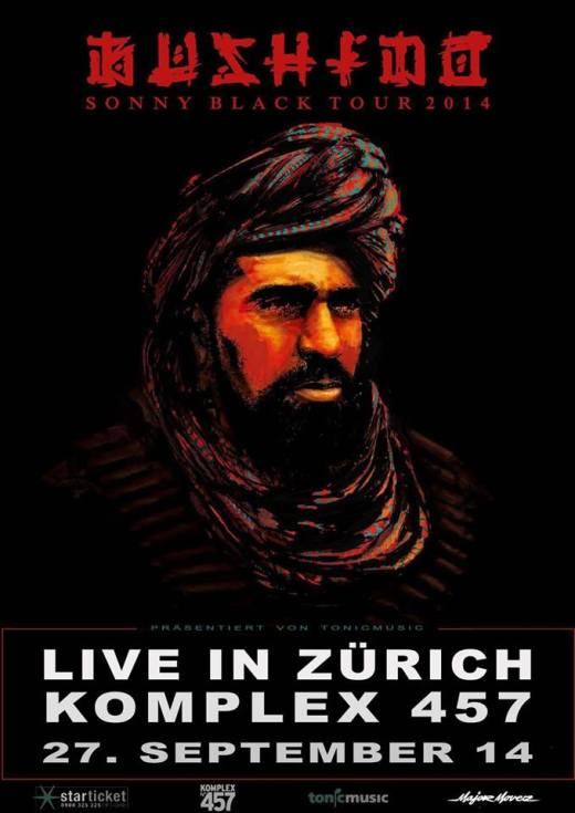 Bushido Live – Sa.27.9.14 – Komplex 457, Zürich  Bushido und Shindy sind auch dieses ...