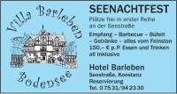 Feuerwerk Seestrasse Konstanz in erster Reihe