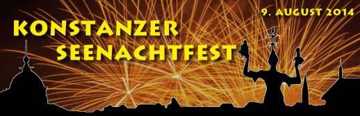 Konstanzer Seenachtsfest 2014 – Sa. 9.8.14 – Konstanz