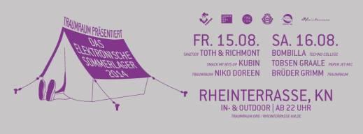 Traumraum >>> FREITAG, 15. AUGUST <<<  Rheinterrasse – Konstanz DJs: TOT ...
