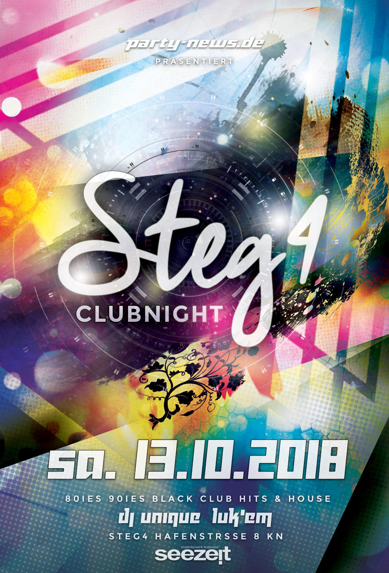 STEG4 CLUBNIGHT