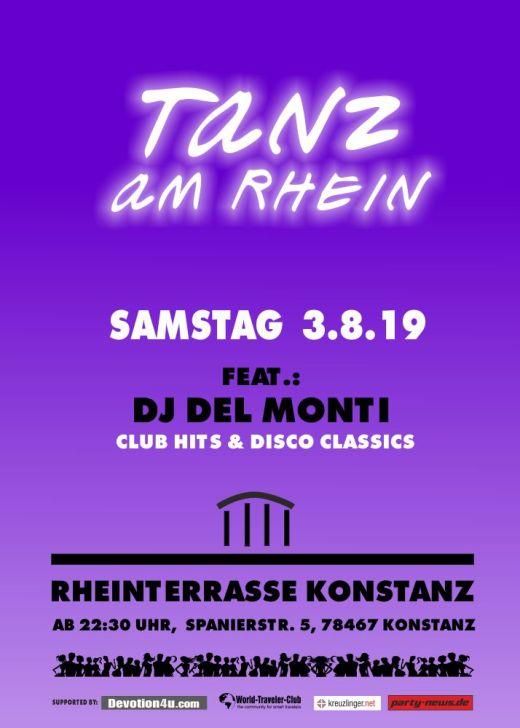 TANZ AM RHEIN Rheinterrasse, Konstanz