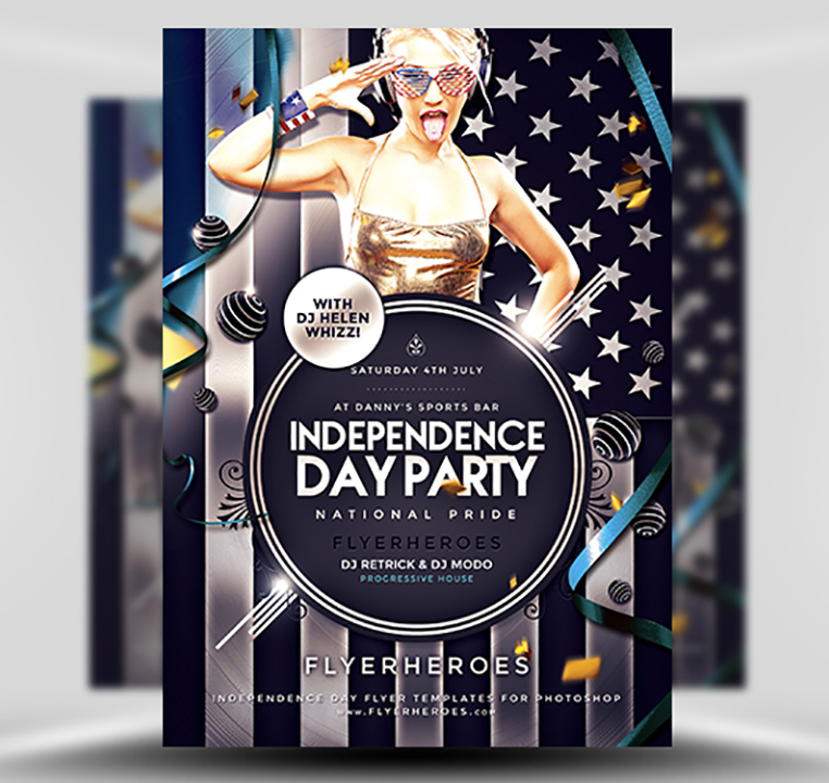 2014 Party Flyer New Eve Template Year S
