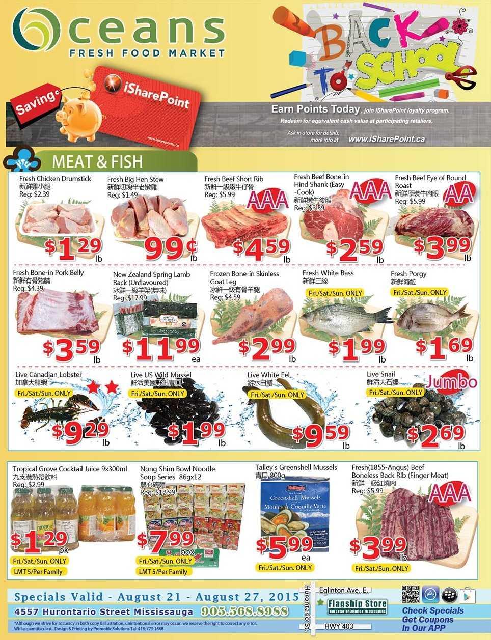 Fresh Market Store 88