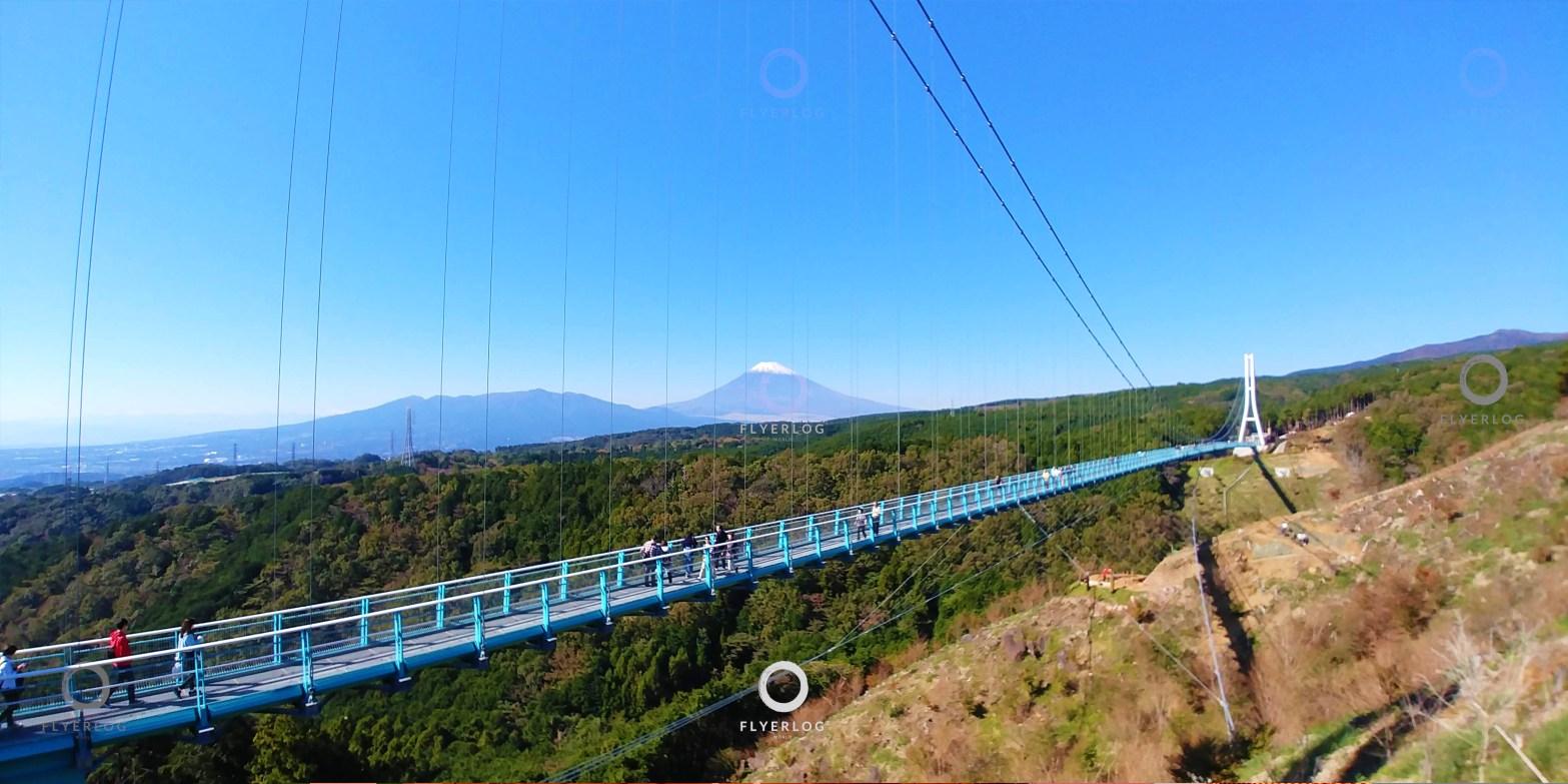 三島Skywalk大吊橋