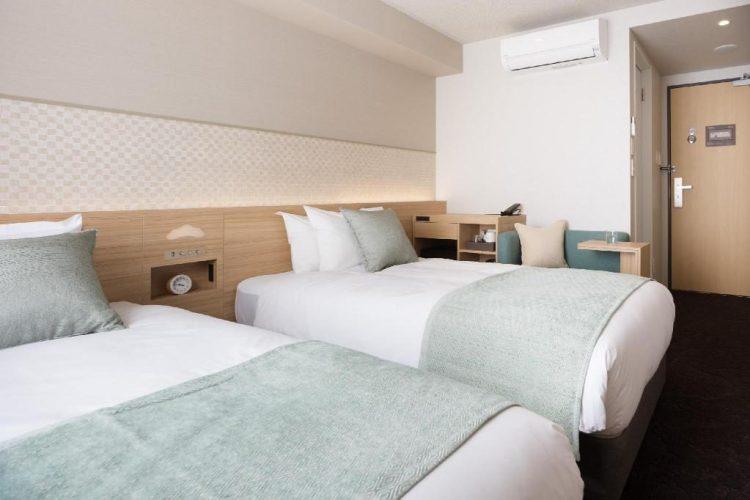 京都四條烏丸NEST酒店 雙床房