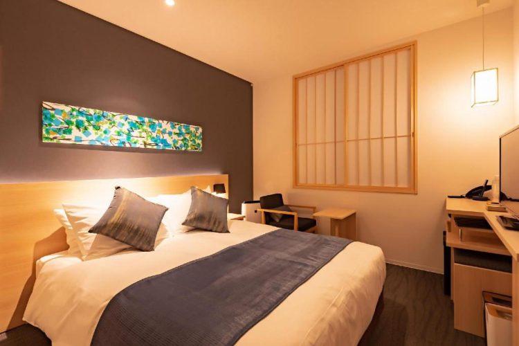 威斯特高貴酒店 京都和邸 雙人房