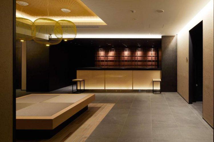 the b 京都四條酒店 大堂