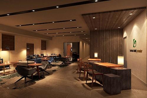 卡拉扎酒店Premier東京銀座 大堂