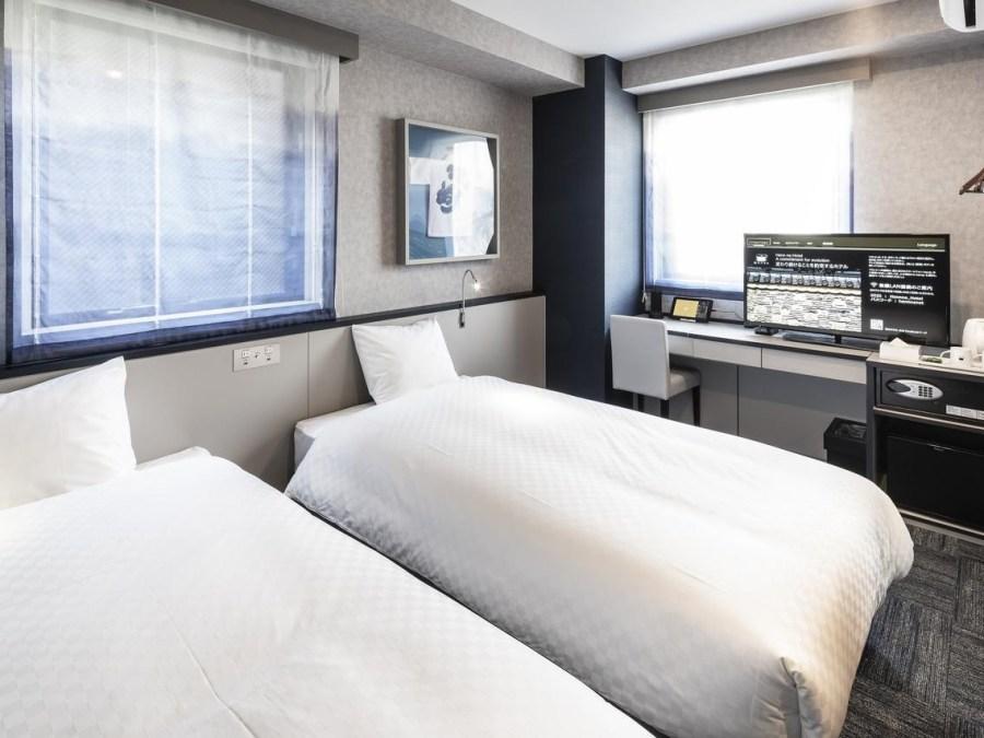海茵娜酒店福岡 雙床房