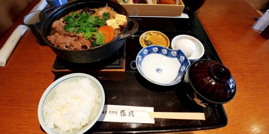 東京站尋味地圖-豚捨 牛鍋