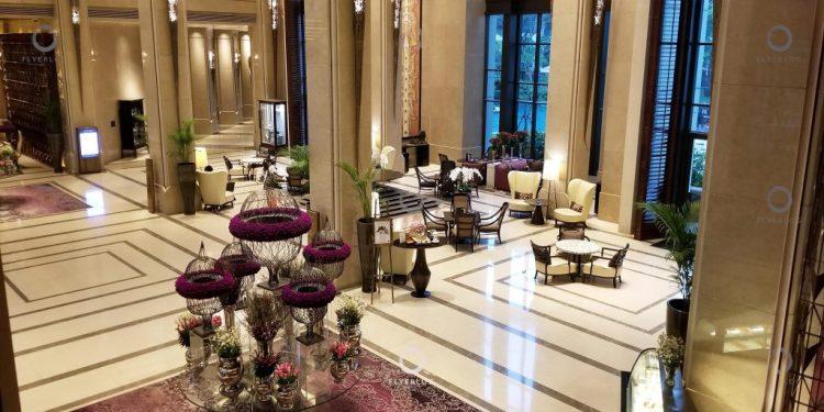 曼谷暹羅凱賓斯基酒店 大堂