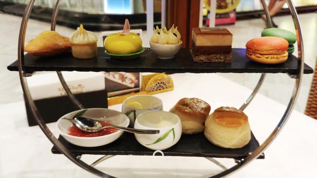 文華東方餅店 The Mandarin Oriental Shop - Tea Set