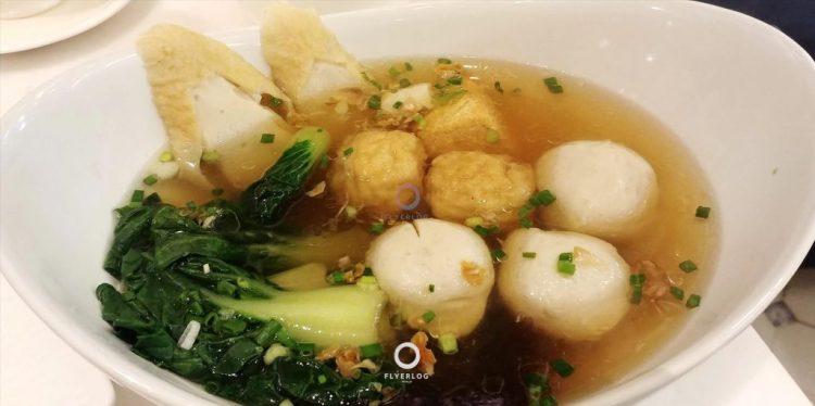 金雞泰國菜館-魚蛋湯
