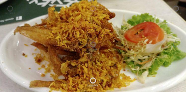 BaanIce Restaurant - 炸魚