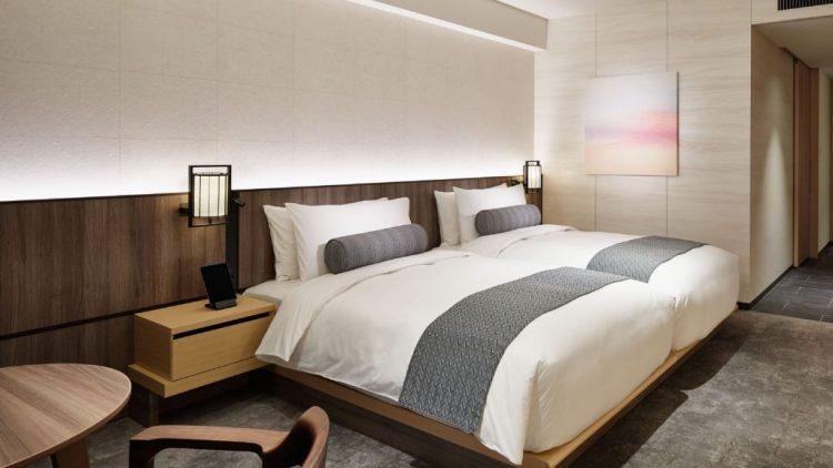 京都千酒店 雙床房