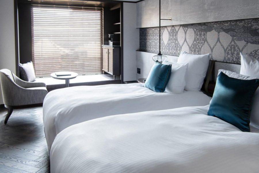 京都悠洛酒店-美憬閣索菲特酒店 雙床房