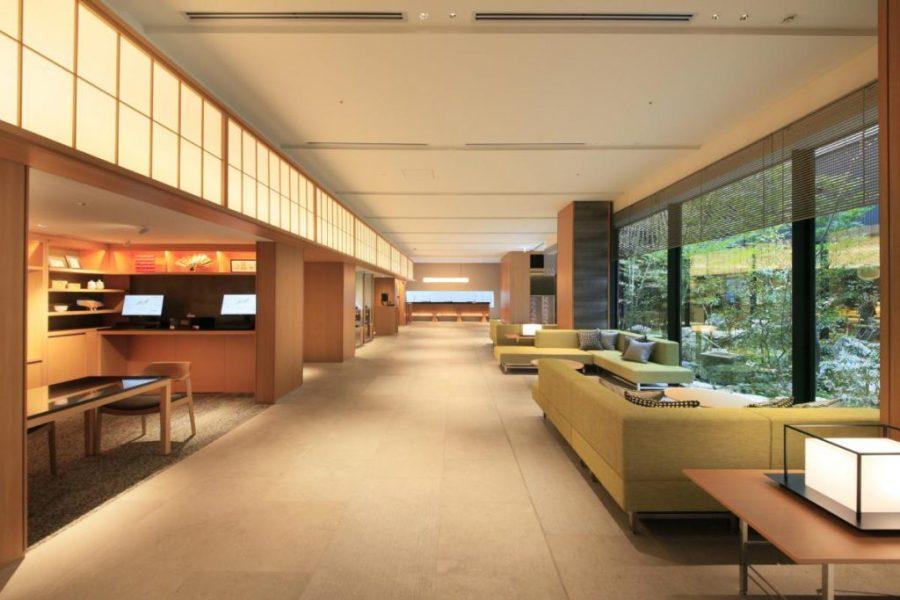 京都站前里士滿酒店普米爾 大堂