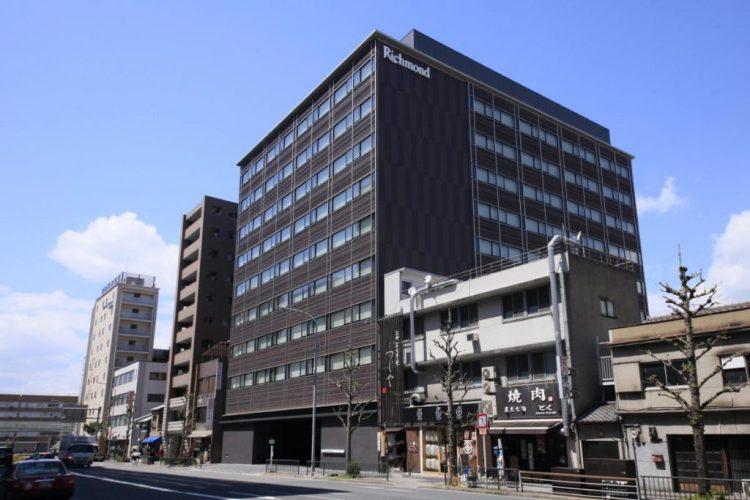 京都站前里士滿酒店普米爾