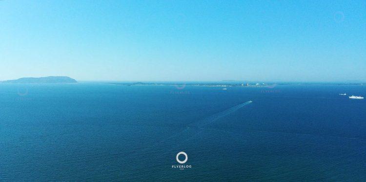 福岡塔-遠眺海之中道