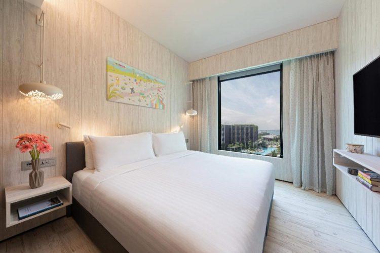 悅樂聖淘沙酒店 豪華房
