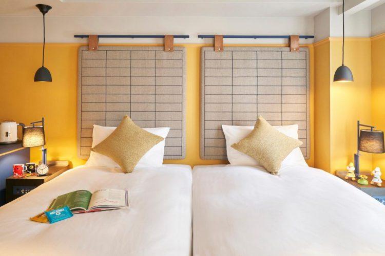 橫濱櫻木町雷索爾酒店 雙床房
