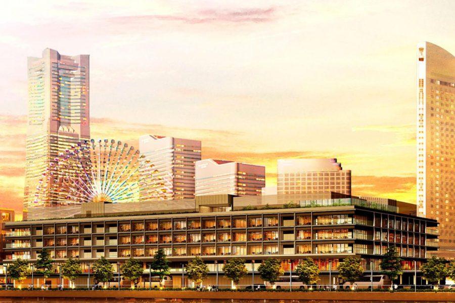 橫濱8號碼頭洲際酒店