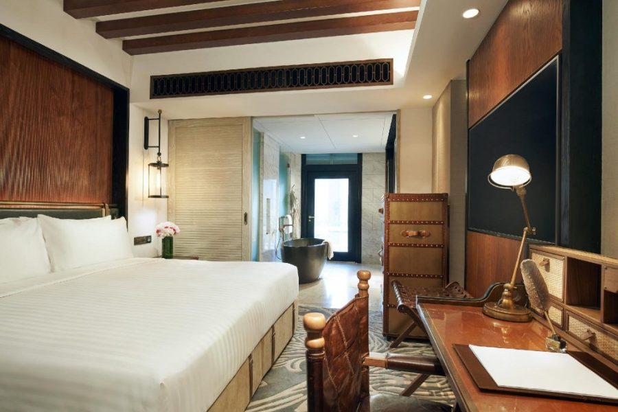 百瑞營聖淘沙酒店 頂級房