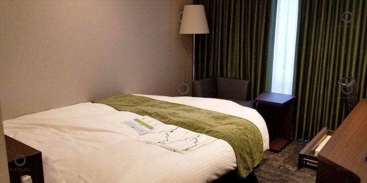富山站前大和ROYNET 酒店 - Standard Double 雙人房