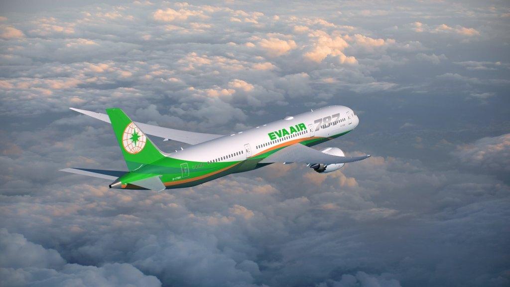 長榮航空 波音787-9
