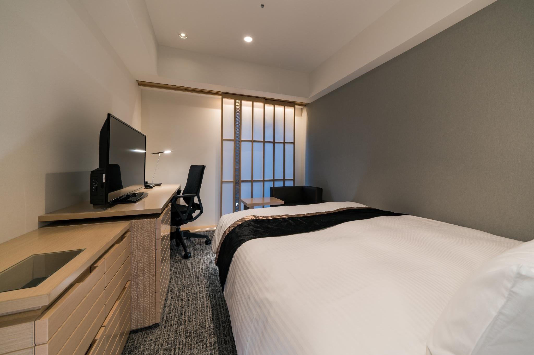 京都八條東口露台大和 ROYNET 酒店 雙人房