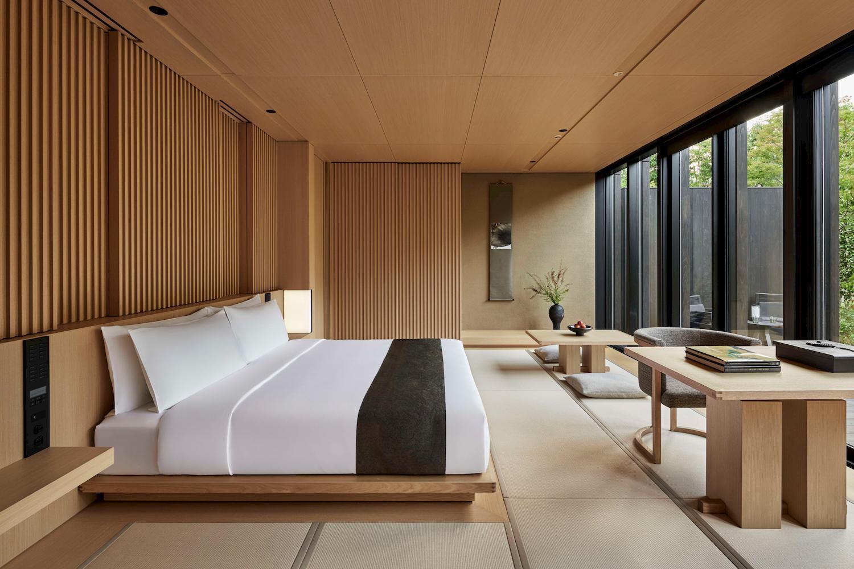 安縵京都 雙人客房