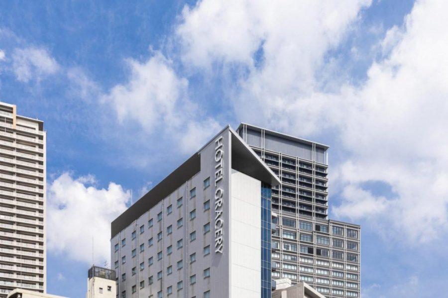 格拉斯麗大阪難波酒店