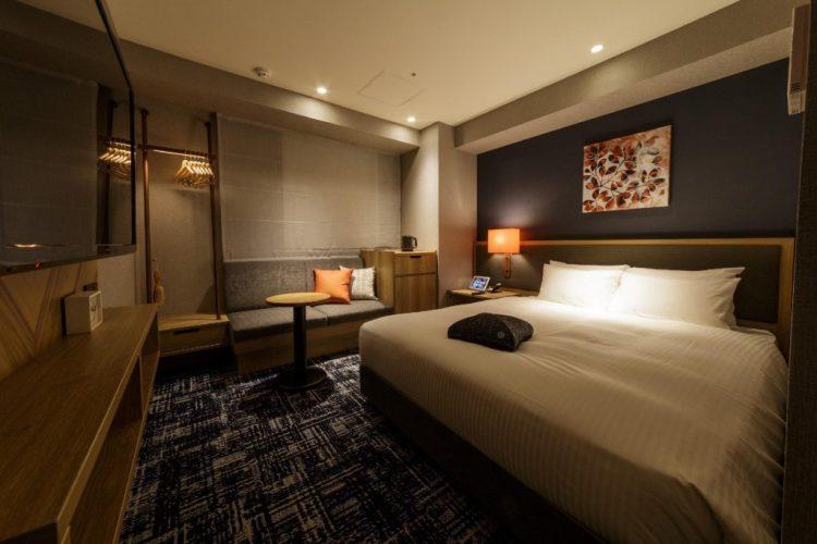 Hotel Forza 大阪北濱 雙人房