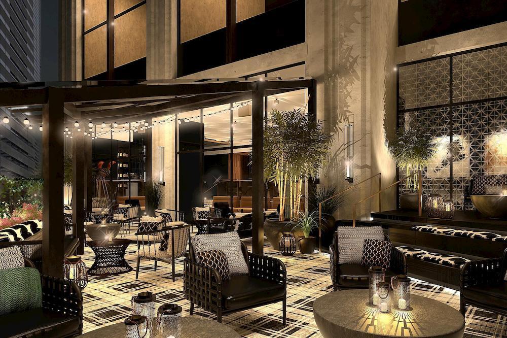 東京新宿金普頓酒店 酒吧