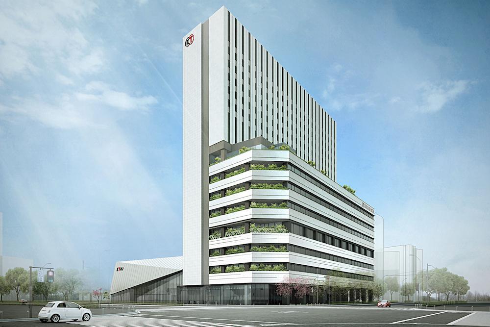 橫濱東急 REI 酒店