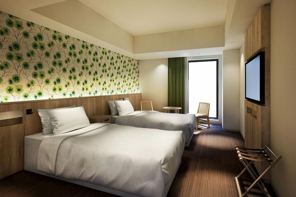 Tokyo East Side Hotel KAIE 雙床房
