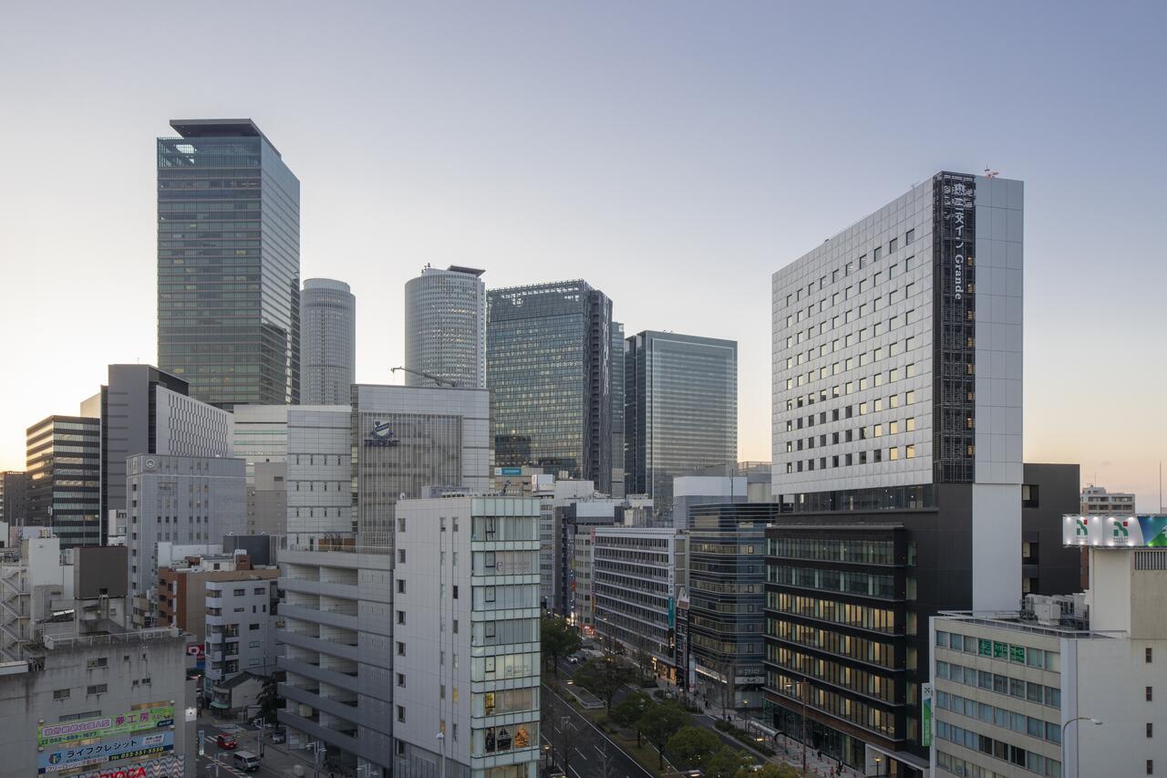 名古屋三交 Inn Grande HOTEL&SPA
