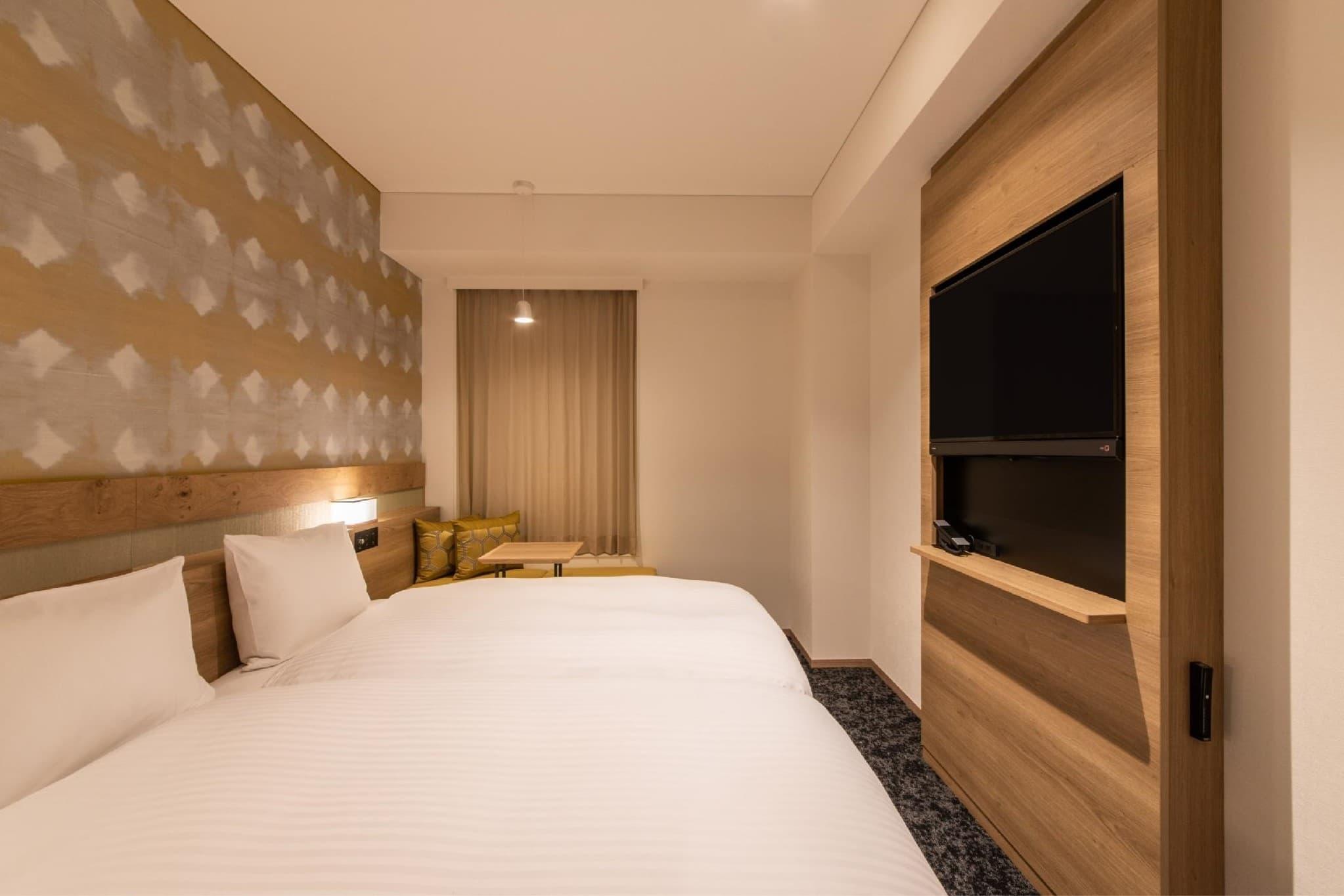 大阪難波威斯特酒店 雙床房