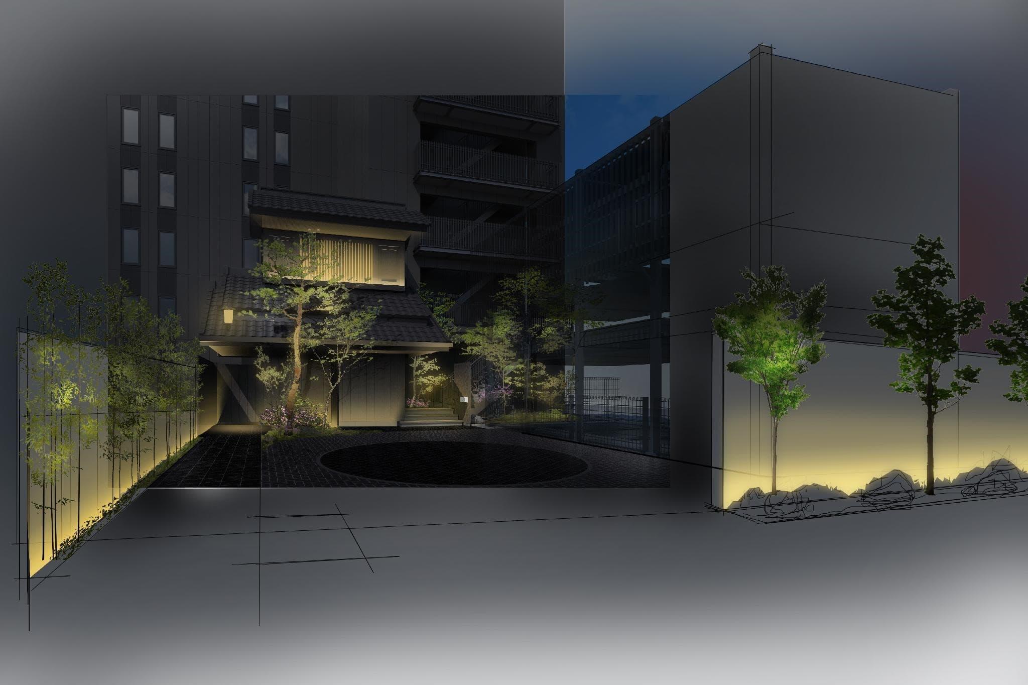 大阪 Resol Trinity 酒店