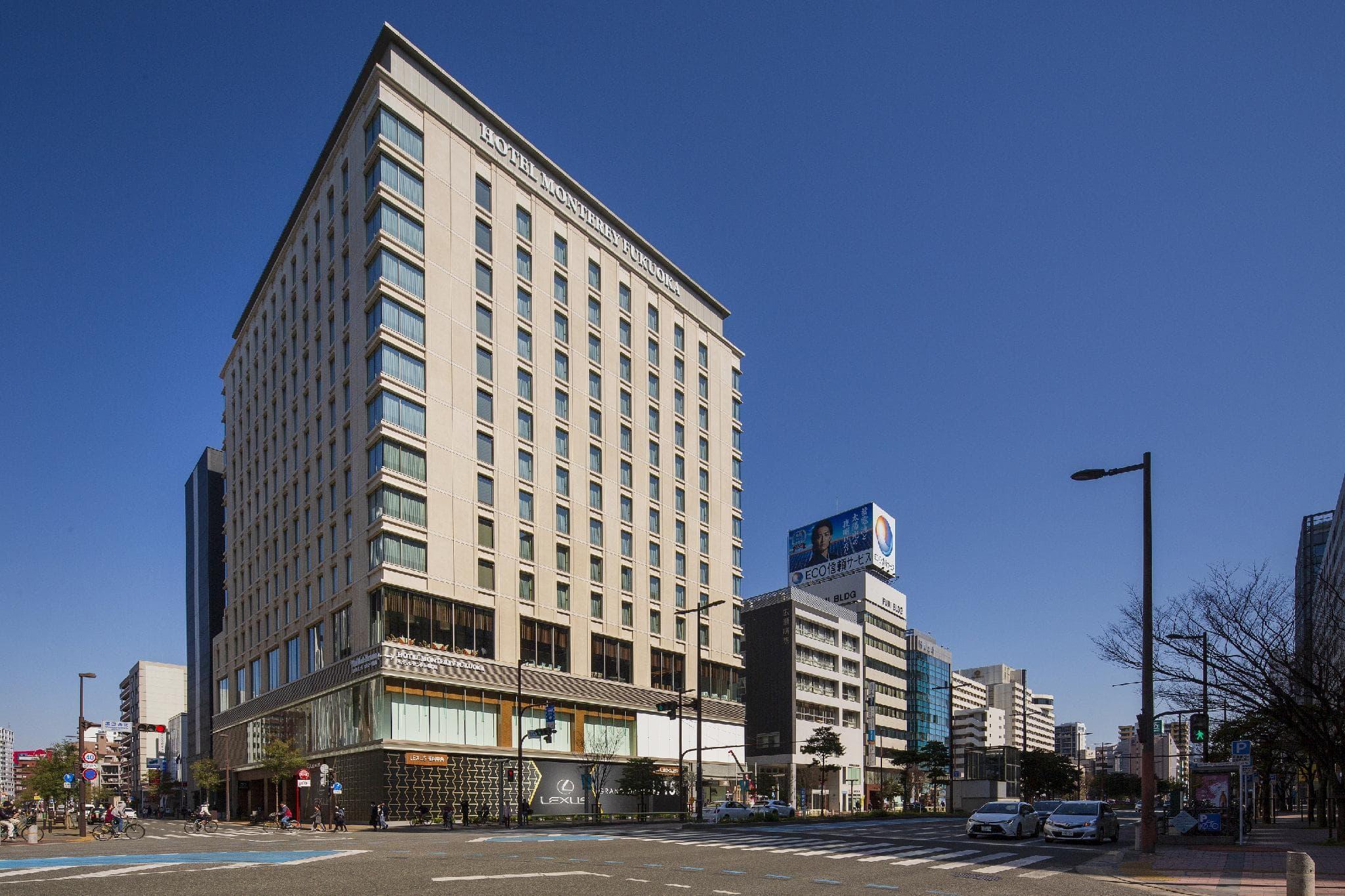 福岡蒙特利酒店
