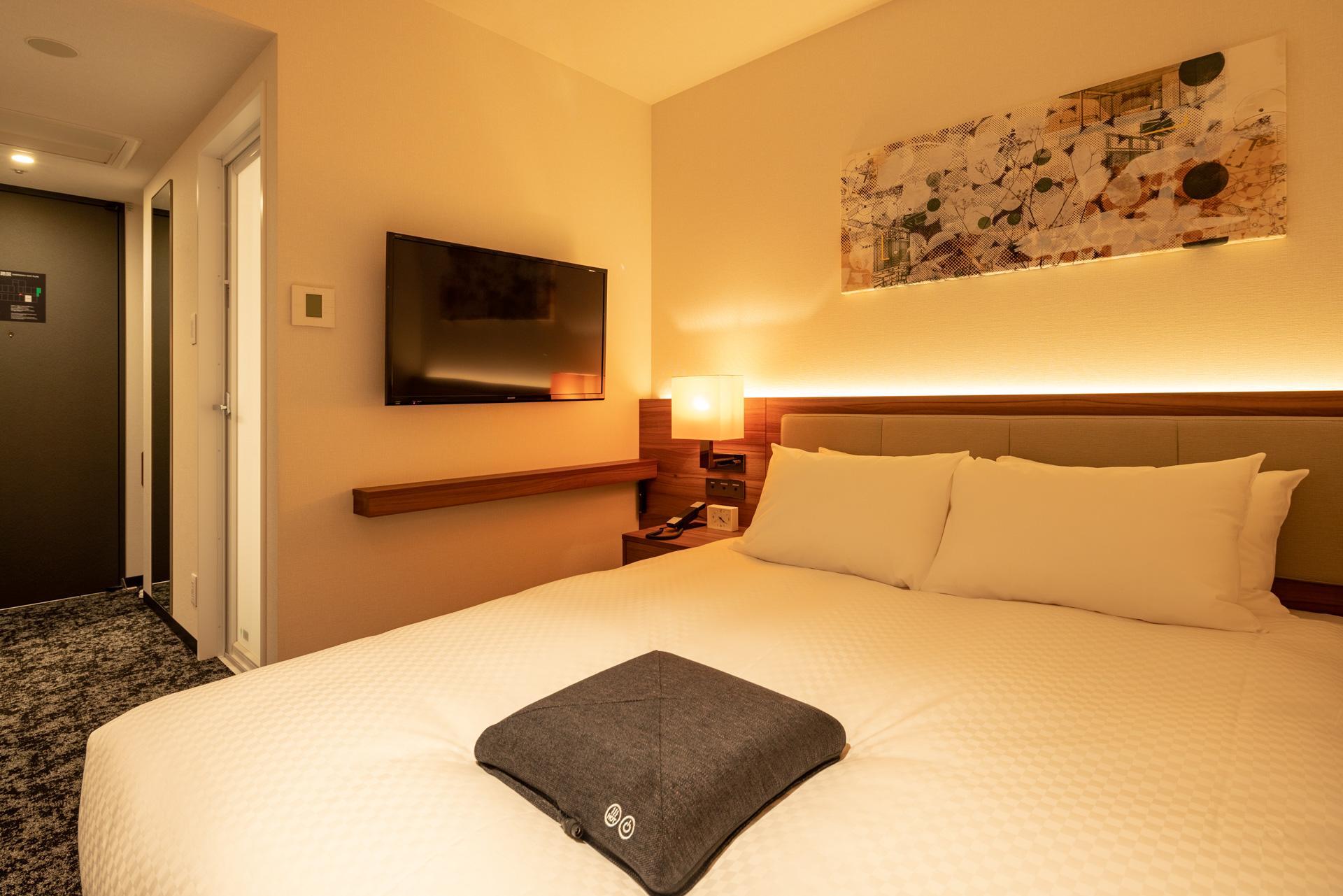 Hotel Forza 博多站筑紫口二館 雙人房