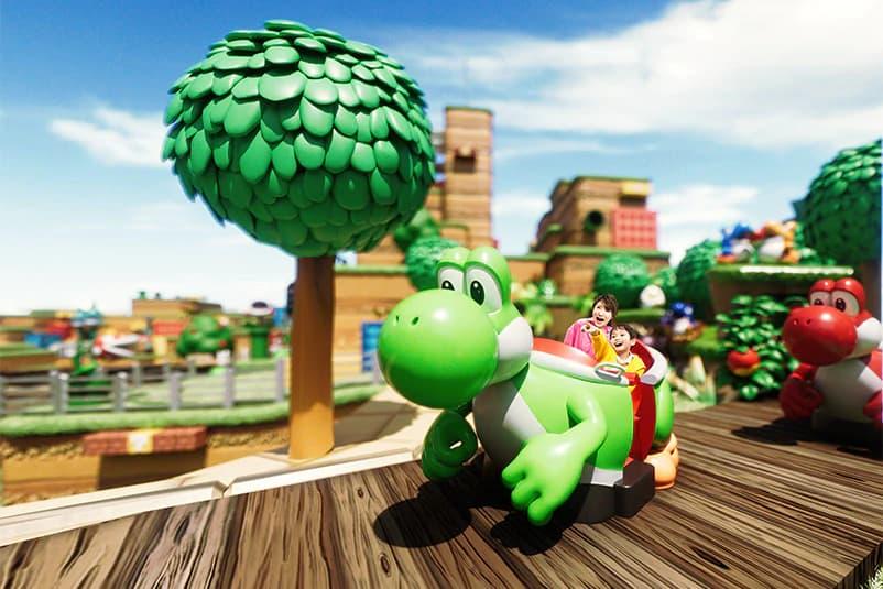 日本環球影城-Yoshi's Adventure