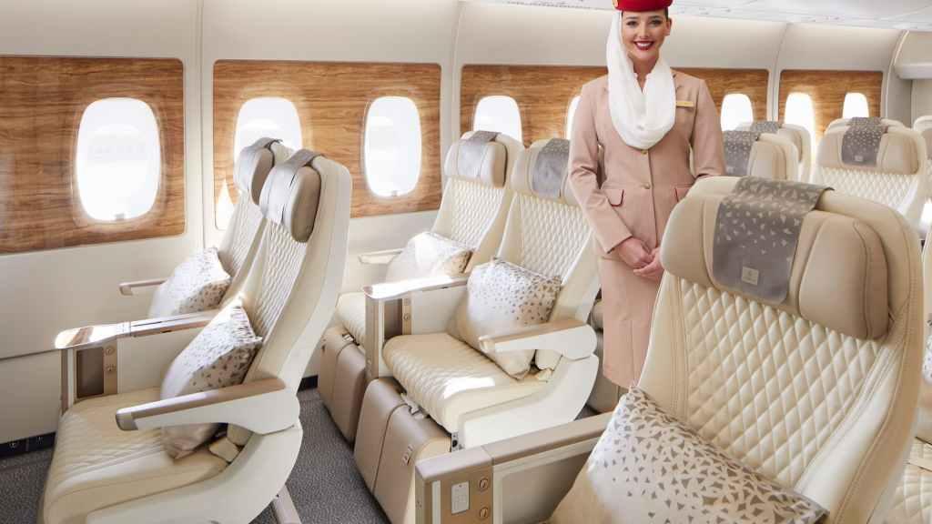 阿聯酋航空 特選經濟艙