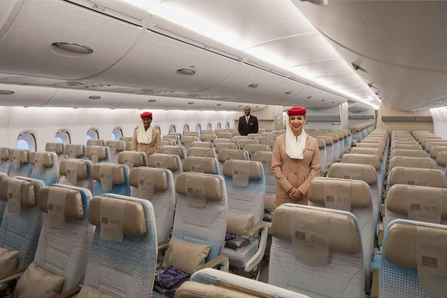 阿聯酋航空 新版經濟艙