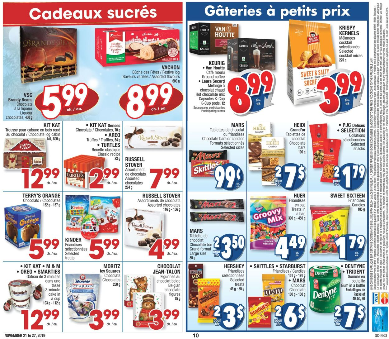 Jean Coutu Current Flyer 11 21