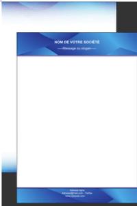 Exemplaire de flyers personnalisable pour annoncer votre événement pour pâques.
